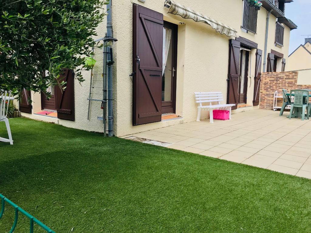 Vente Appartement de 4 pièces 58 m² - DAMGAN 56750 | Saloux Immobilier - AR photo1