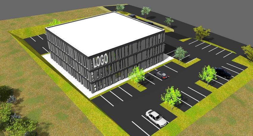 Visuel 1 de l'annonce : Bureaux Landerneau 439,42 m2