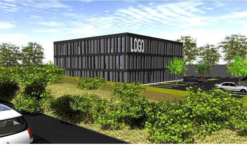 Visuel 2 de l'annonce : Bureaux Landerneau 439,42 m2