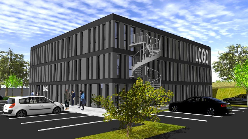 Visuel 3 de l'annonce : Bureaux Landerneau 439,42 m2