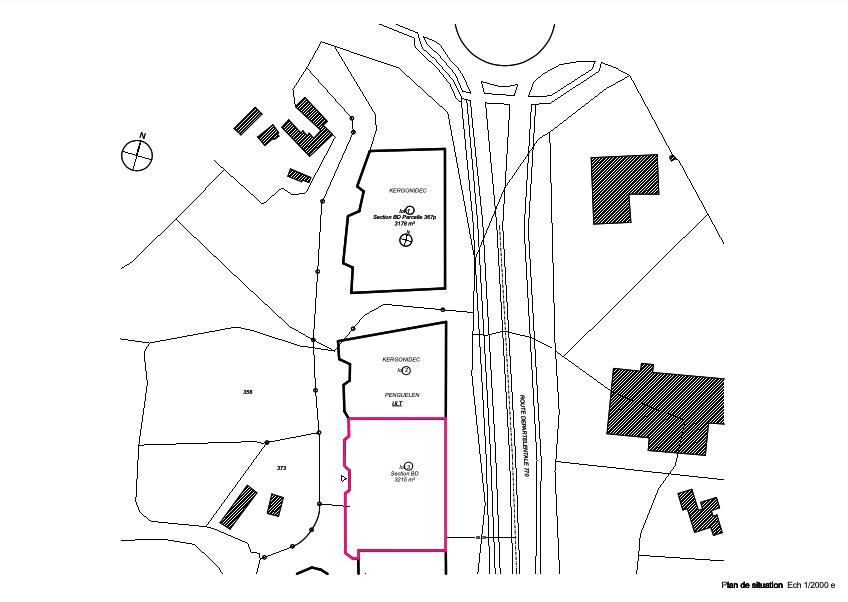 Visuel 5 de l'annonce : Bureaux Landerneau 439,42 m2