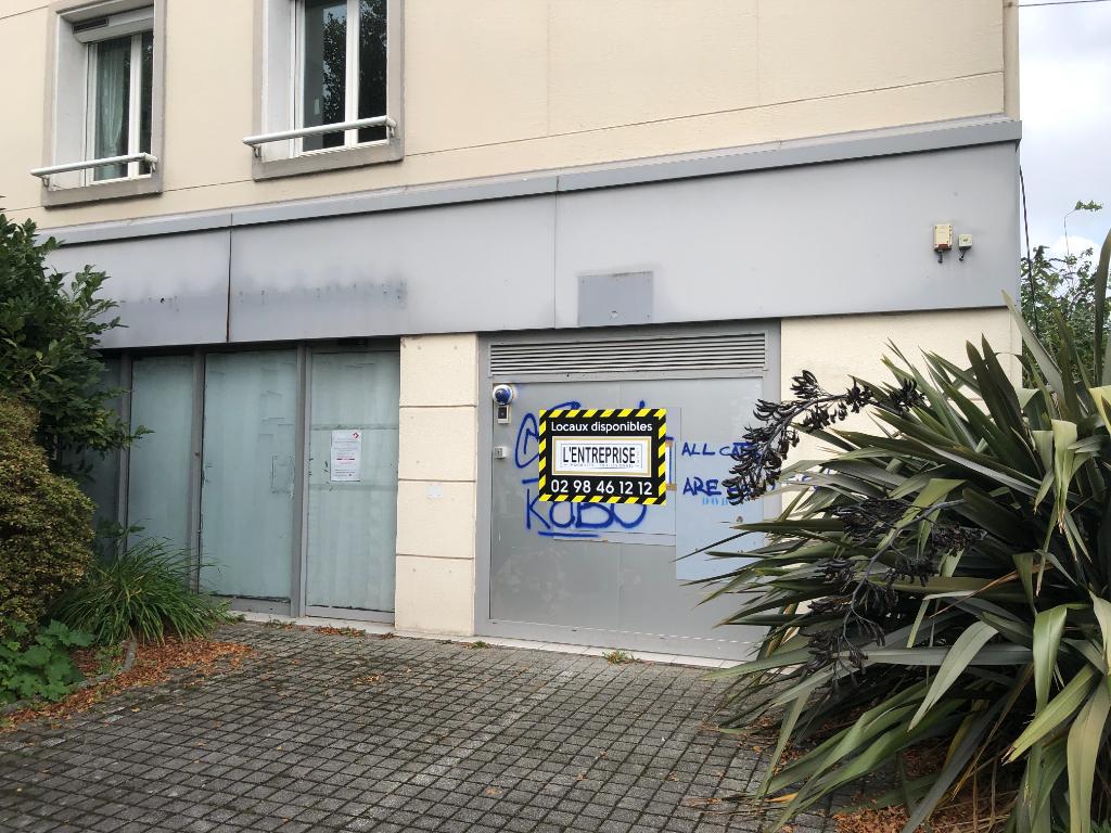 Visuel 1 de l'annonce : Local commercial Brest 79 m2
