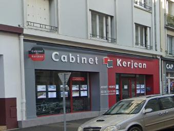 Visuel 1 de l'annonce : Local commercial Brest 85 m2 - A LOUER - Centre Ville