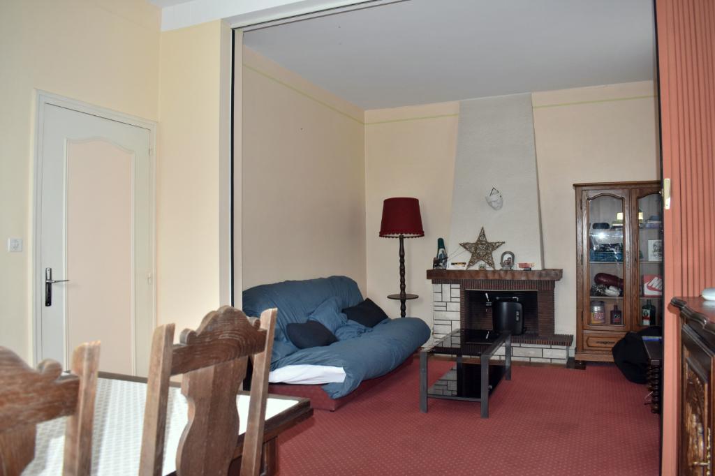 Appartement T3 à Rennes REF : 36537
