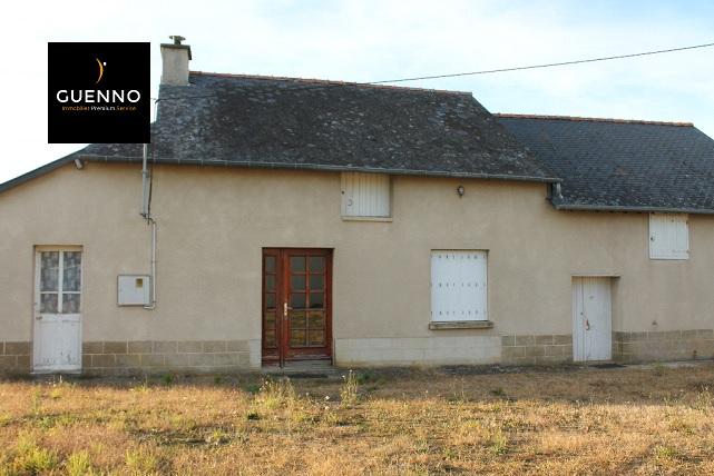 Maison T3 à Saint thurial REF : 59434