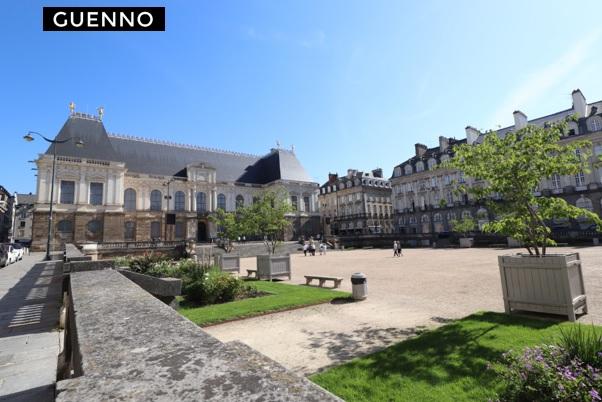 Appartement T4 à Rennes REF : 64199