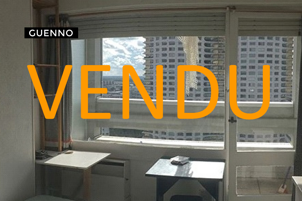Appartement T1 à Rennes REF : 64428