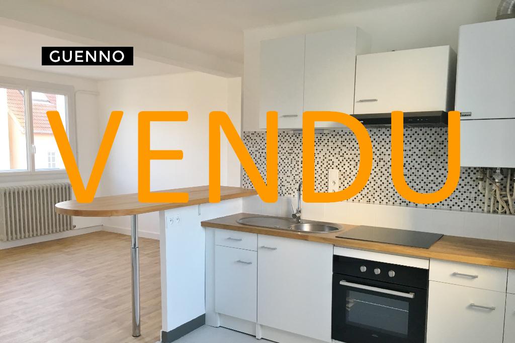 Appartement T3 à Rennes REF : 64461