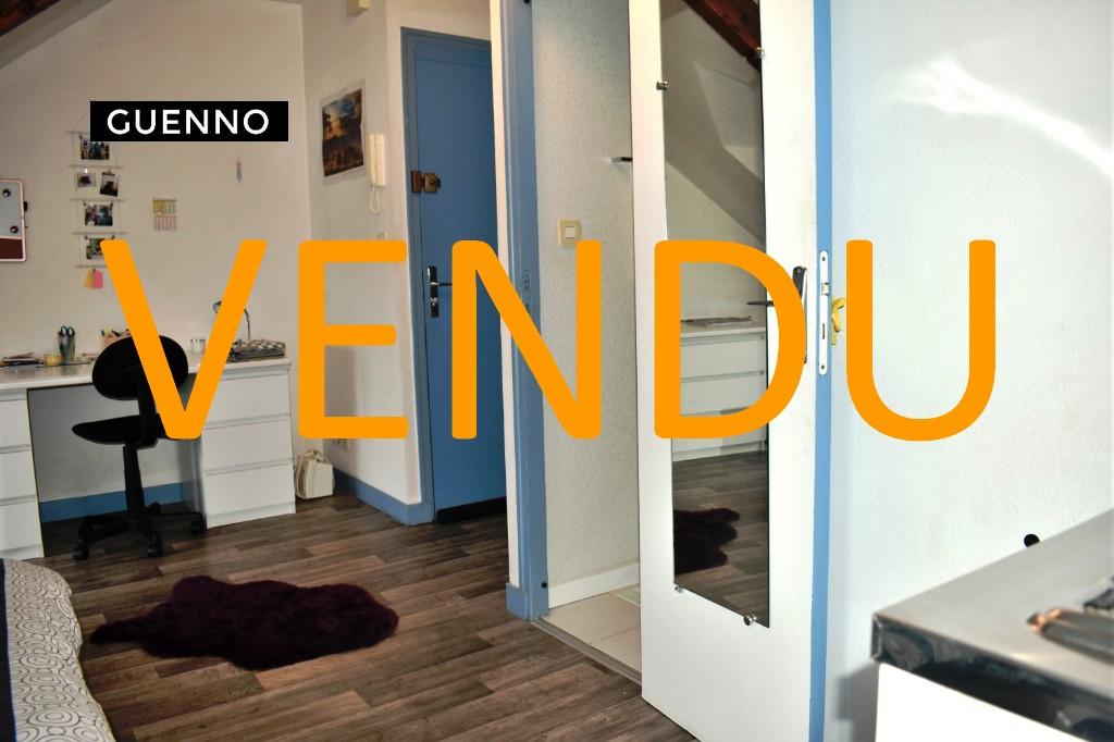 Appartement T1 à Rennes REF : 66367