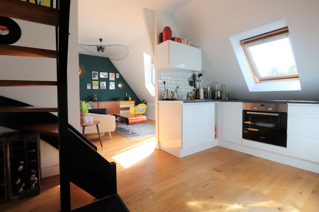 Appartement T2 à Montfort sur meu