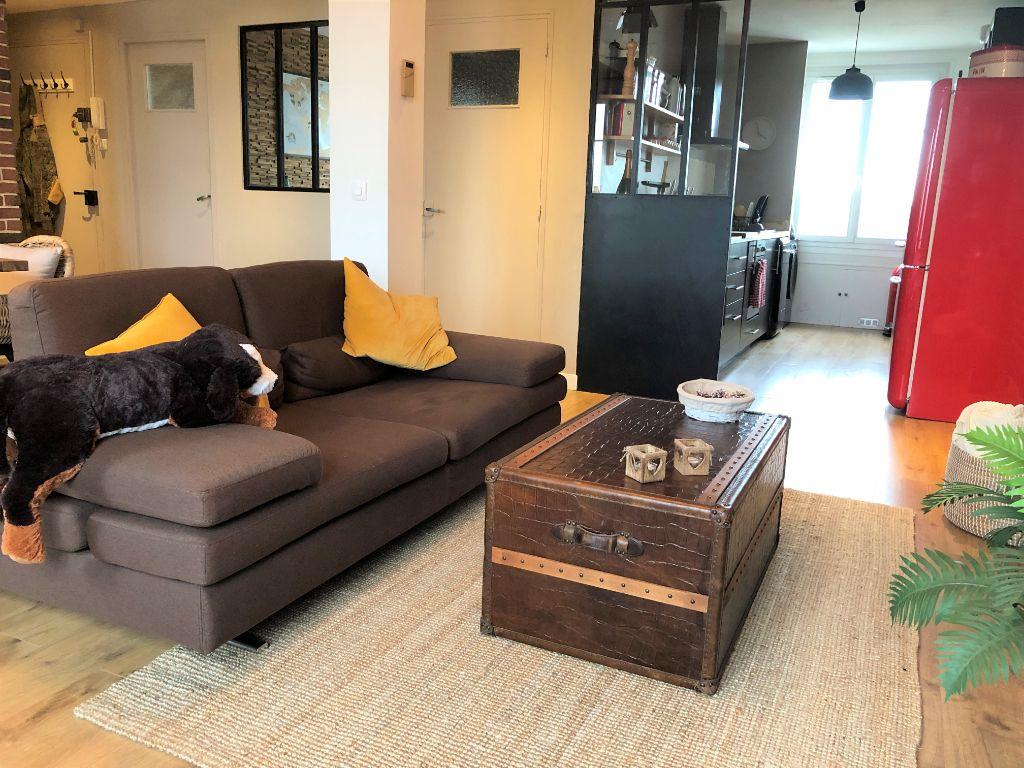 Appartement T2 à Rennes REF : 73584