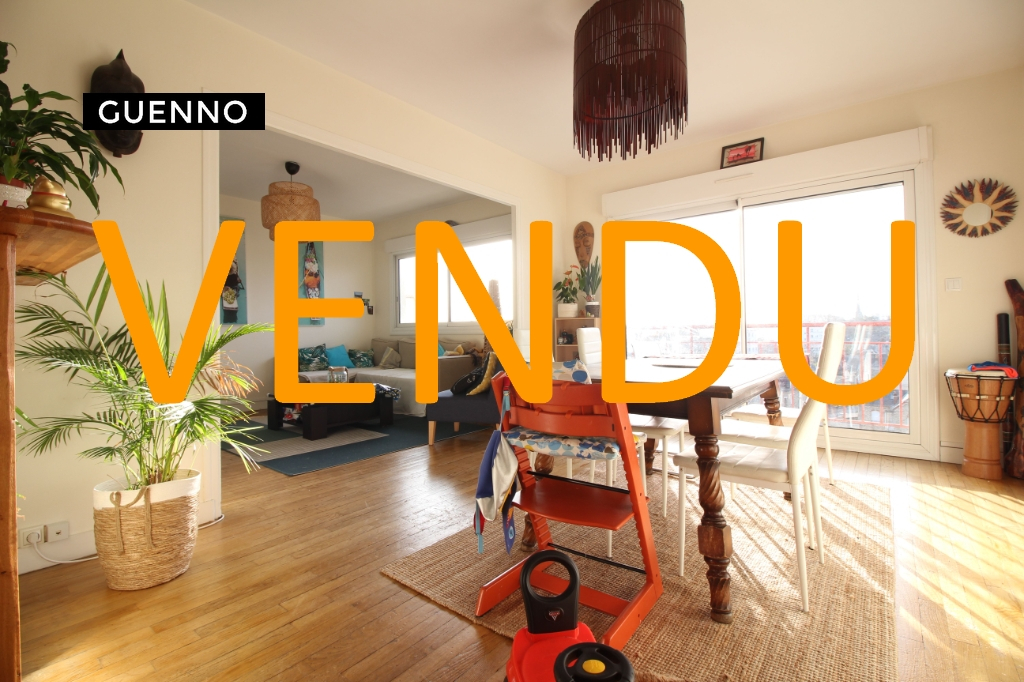 Appartement T3 à Rennes REF : 73621