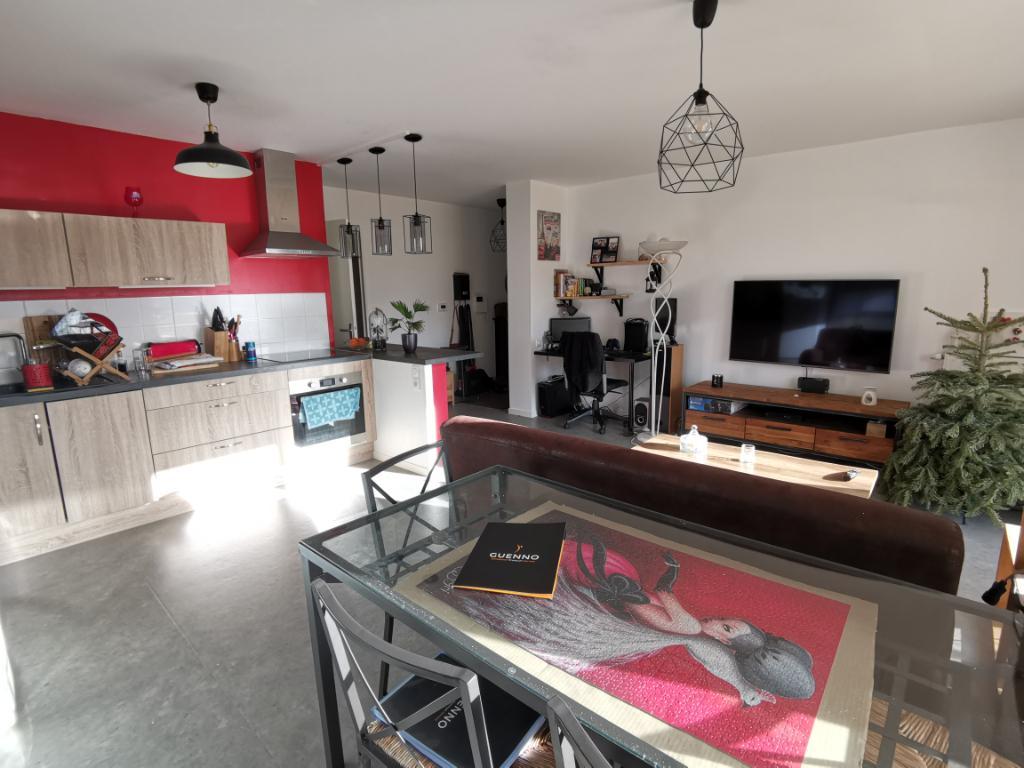 Appartement T3 à Le rheu REF : 74055