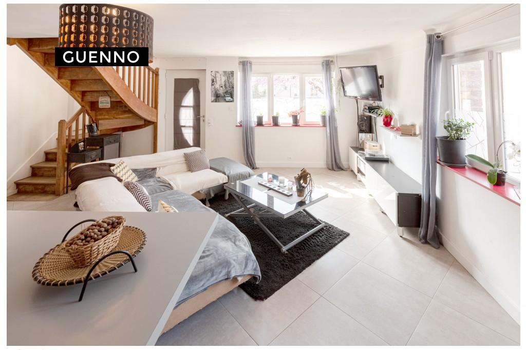 Appartement T4 à Bruz