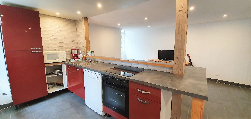 Maison T3 à Saint aubin du cormier REF : 74586