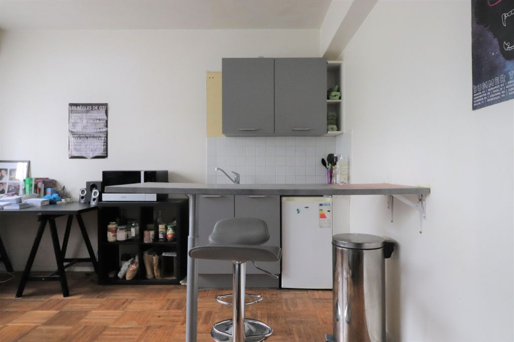Appartement T1 à Rennes REF : 75050