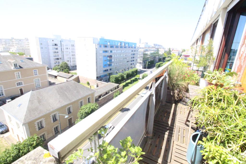 Appartement T4 à Rennes REF : 75217
