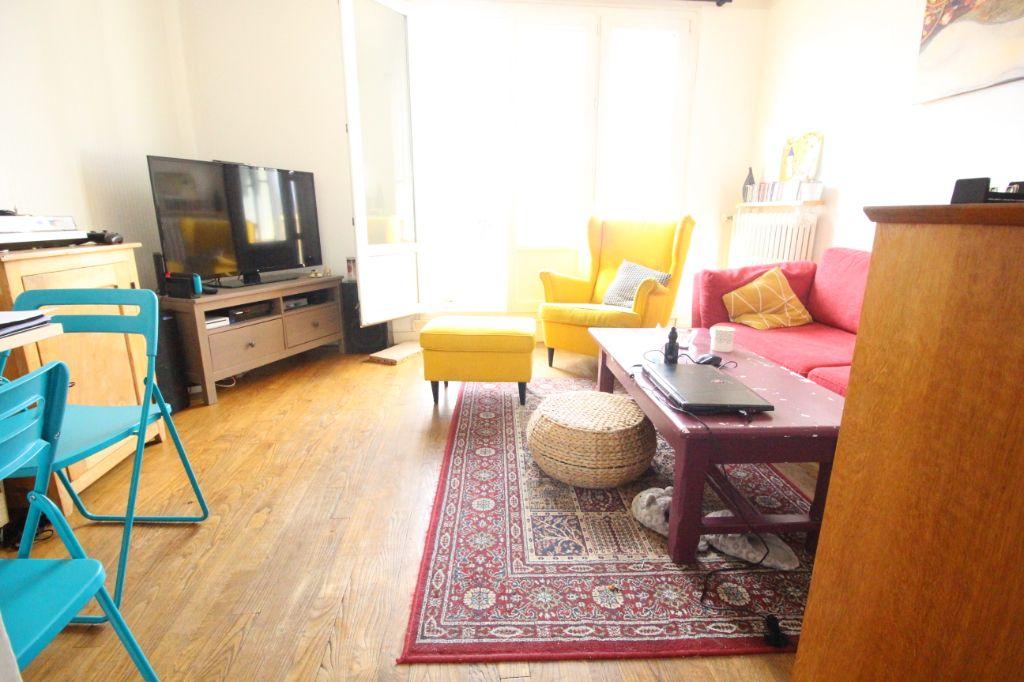 Appartement T3 à Rennes REF : 75347