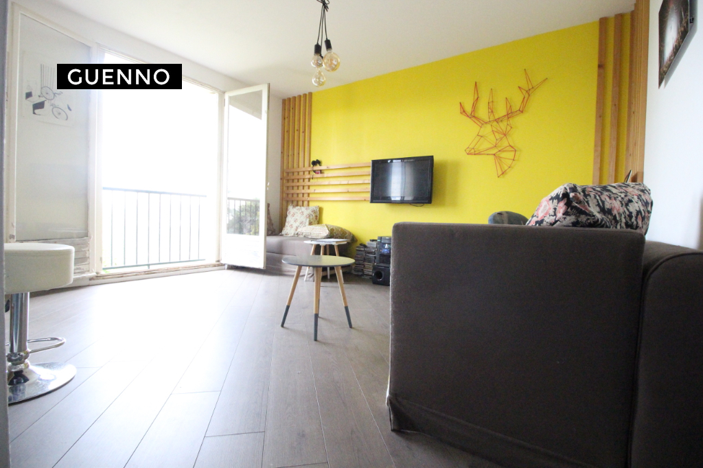 Appartement T2 à Rennes REF : 77982