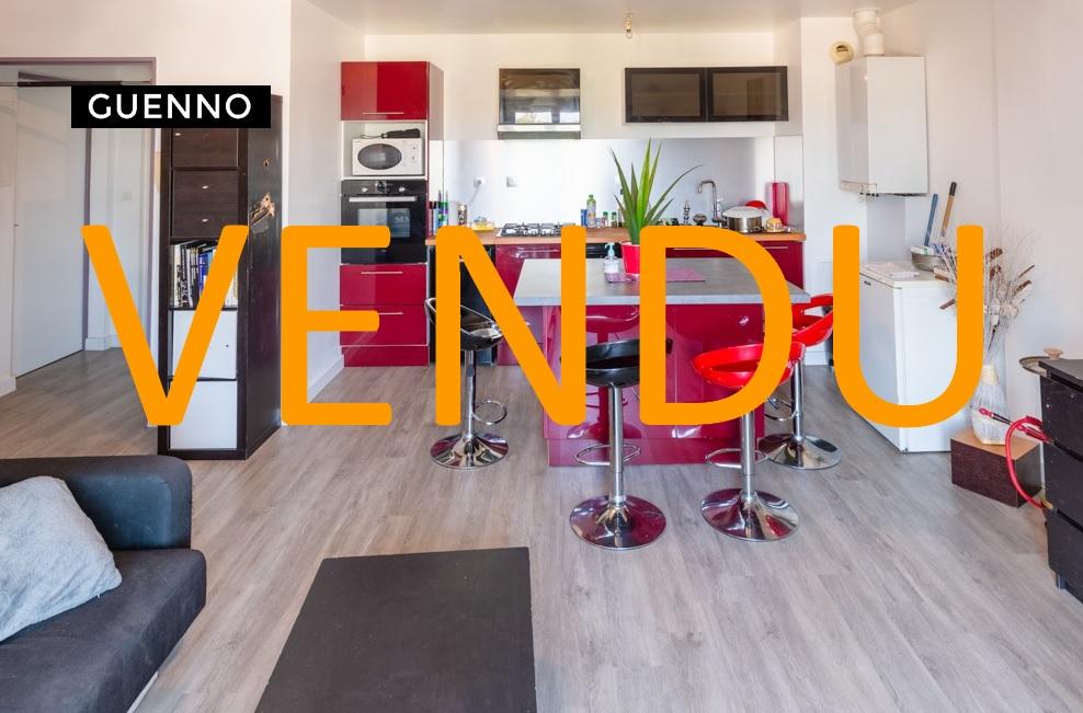 Appartement T2 à Saint erblon REF : 80099