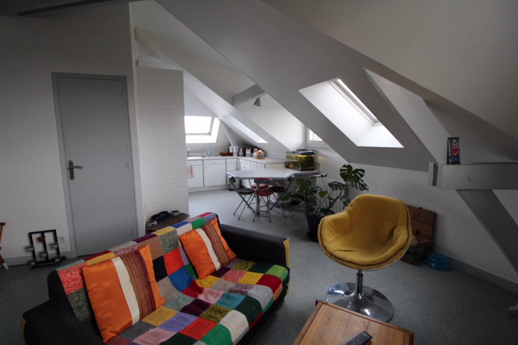 Appartement T2 à Rennes REF : 81228