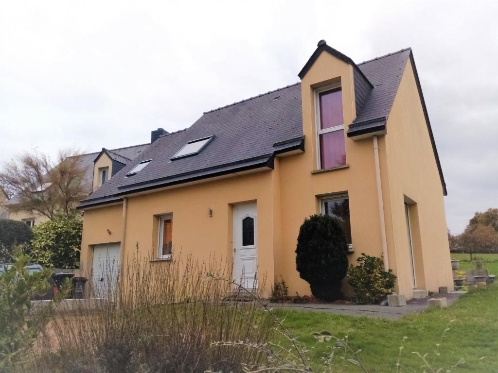 Maison T5 à Saint senoux