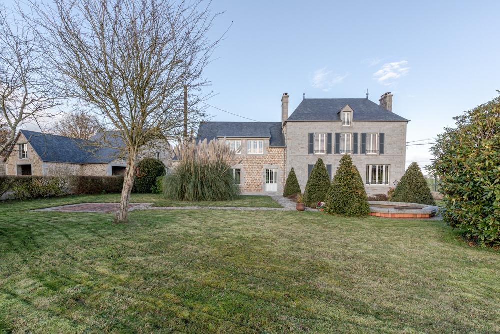 Maison T8 à Lecousse