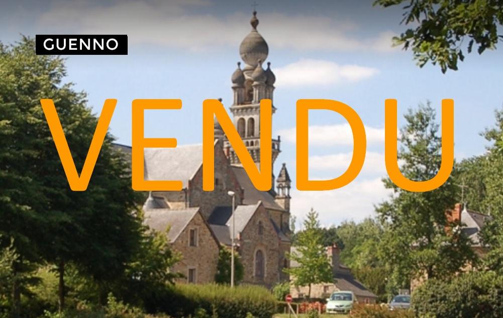 Terrain T0 à Saint senoux