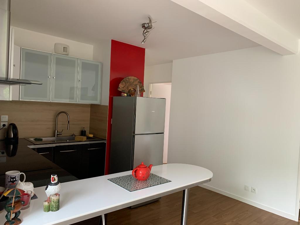 Appartement T3 à La meziere