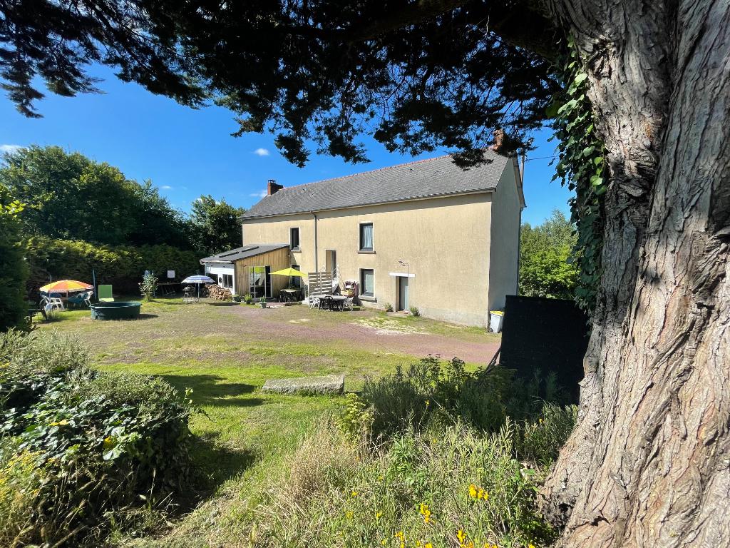 Maison T4 à Montauban de bretagne