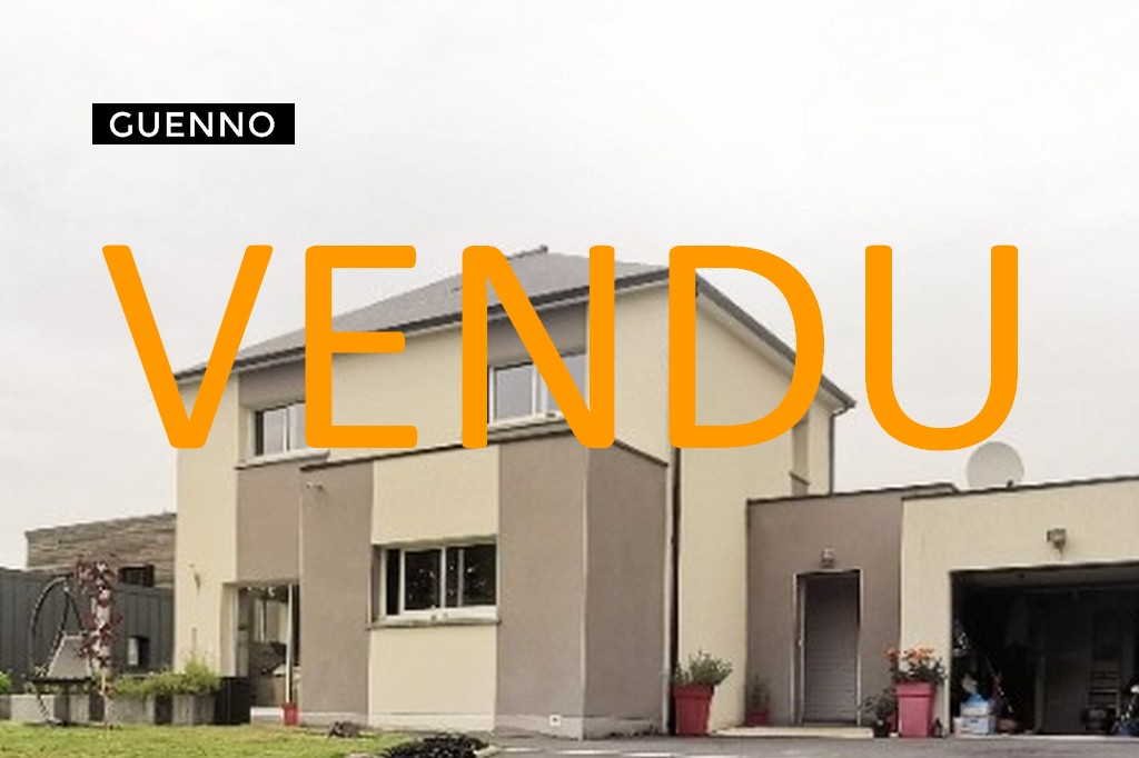 Maison T6 à Tinteniac