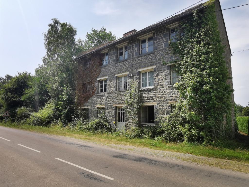 Immeuble T15 à Mesnil roc h