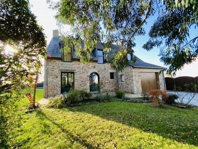 Vente maison / villa Saint suliac 534480€ - Photo 1