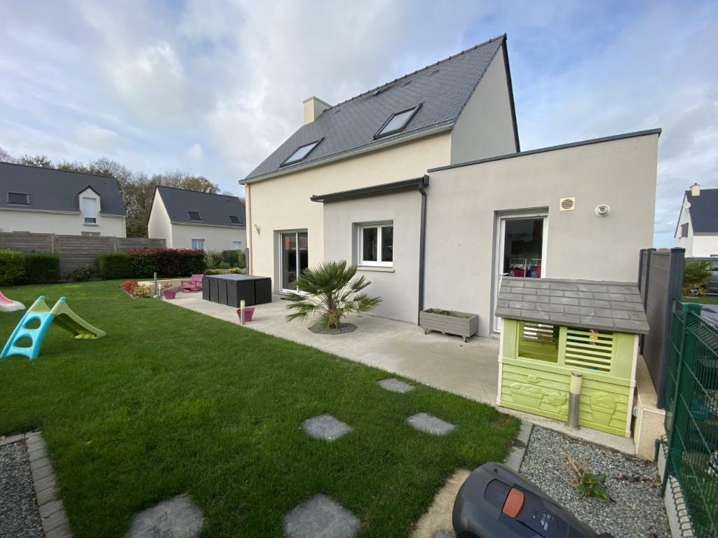 Vente maison / villa Miniac morvan 243800€ - Photo 1