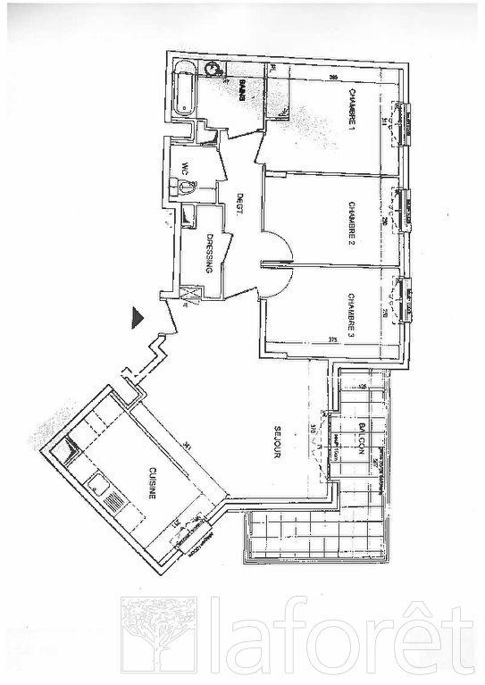 Appartement appartement antony 4 pièces 75m² ANTONY - Photo 7
