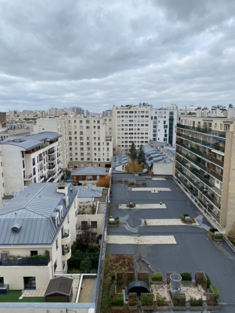 Appartement Paris  1 pièce(s) 33.17 m2