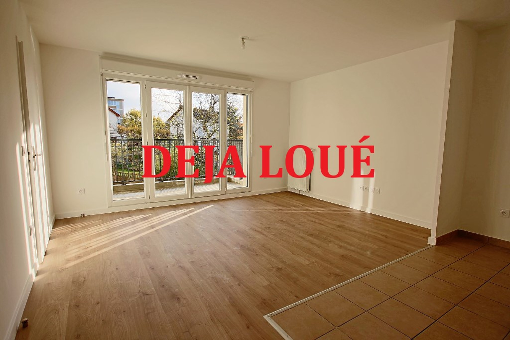 Rental apartment Le plessis trevise 820€ CC - Picture 1