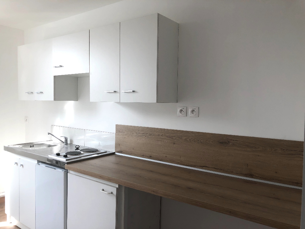 Location appartement Lille 450€ CC - Photo 1