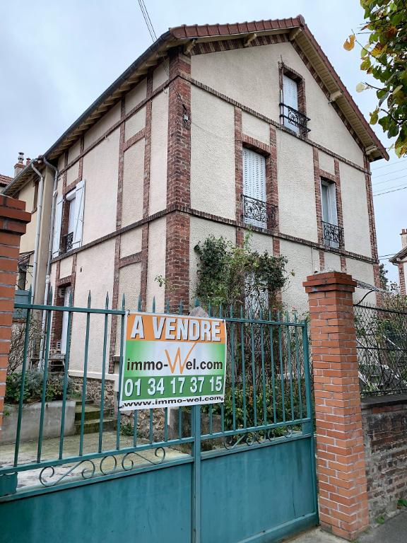 Sale house / villa Epinay sur seine 414000€ - Picture 1