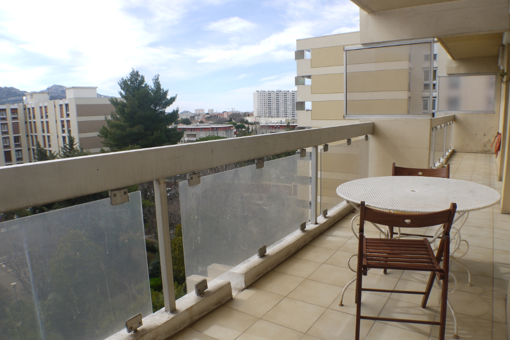 Sale apartment Marseille 9ème 332 000€ - Picture 2