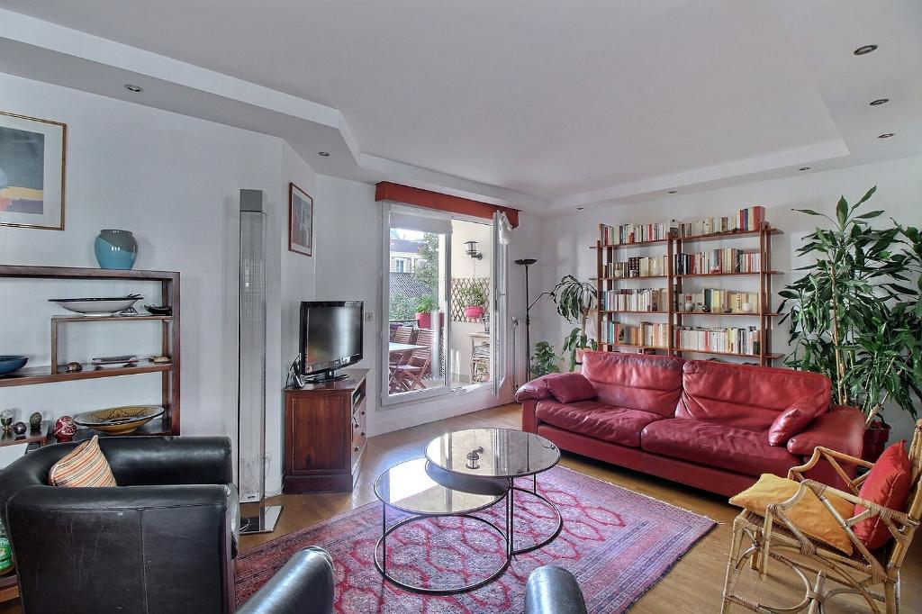 Appartement familial dans le centre-ville de Châtillon