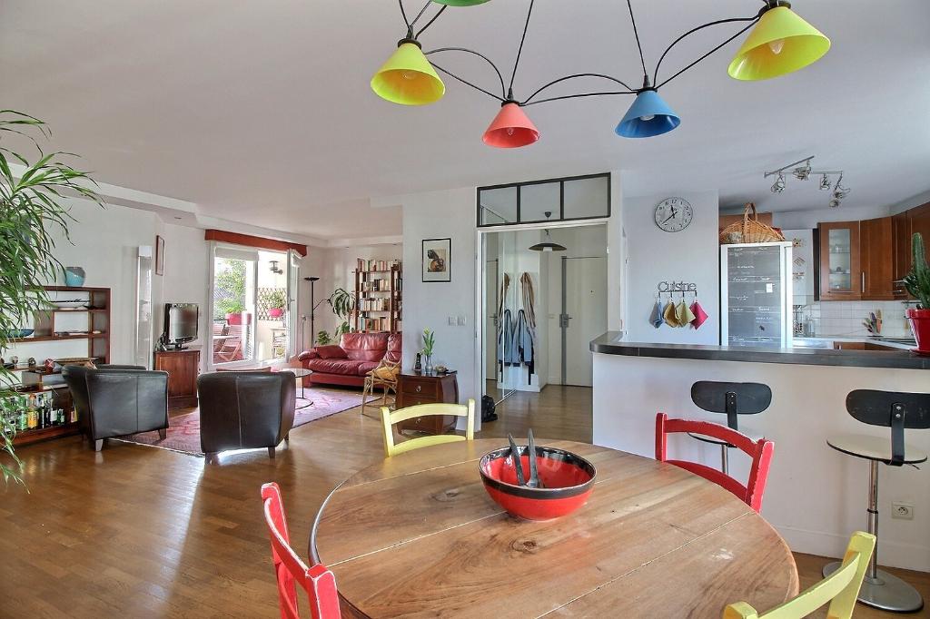 Vente appartement Chatillon 799000€ - Photo 3