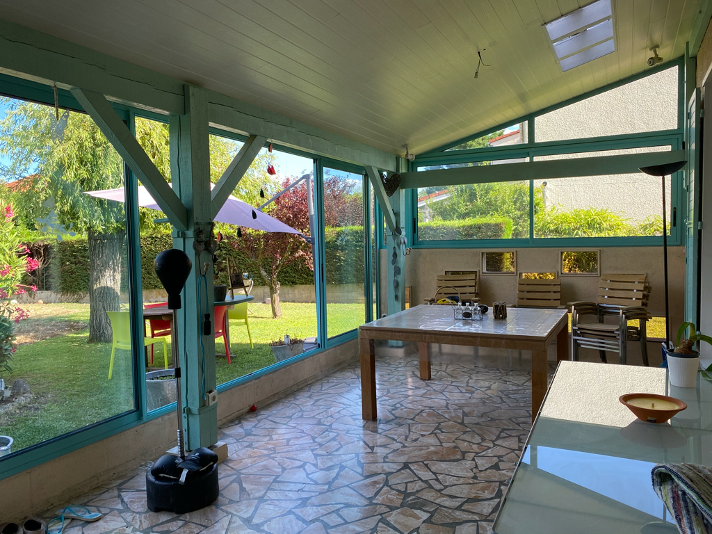 Vente maison / villa Charly 465000€ - Photo 7