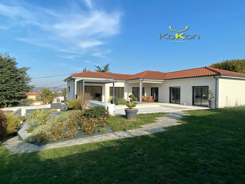 Sale house / villa Vourles 950000€ - Picture 3