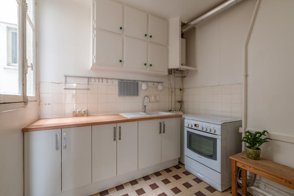 Vente appartement Paris 11ème 440000€ - Photo 6
