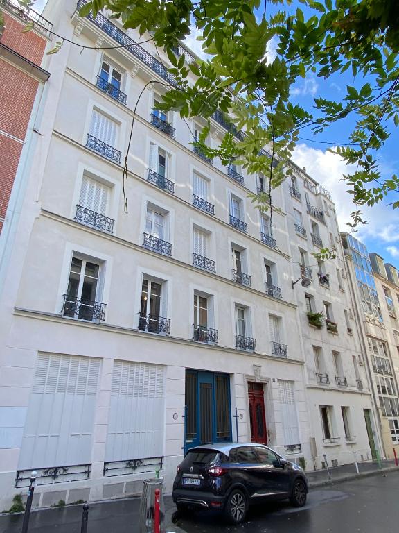 Vente appartement Paris 11ème 440000€ - Photo 11