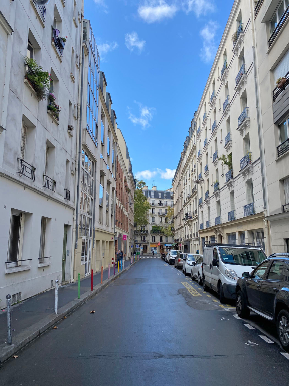 Vente appartement Paris 11ème 440000€ - Photo 13