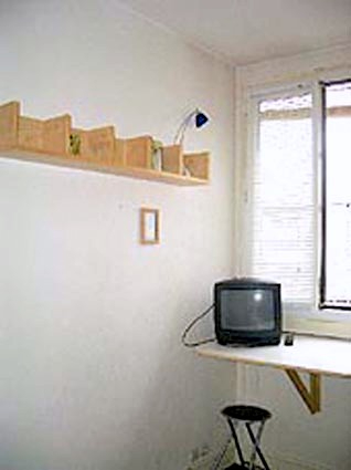 Location appartement Paris 16ème 515€ CC - Photo 2