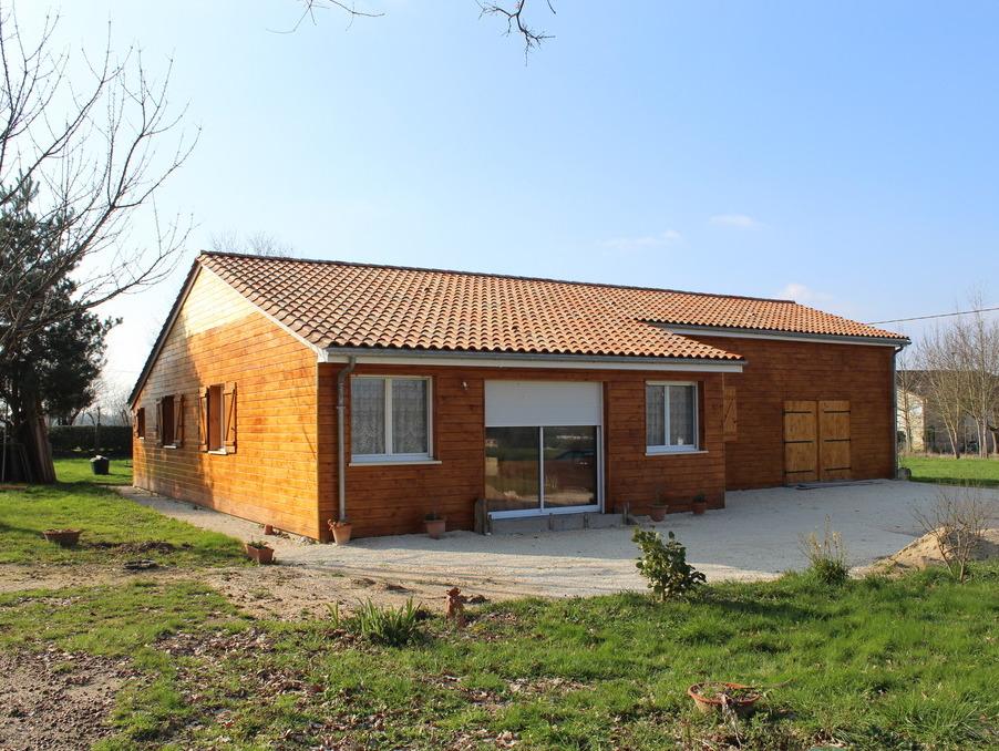 Maison neuve en bois à 5 minutes de Villeréal