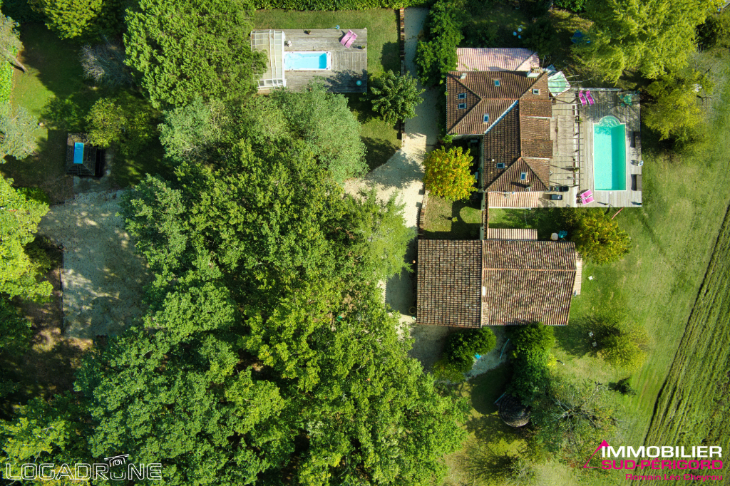 Stone Property with Gîte, Swimming Pool, Jacuzzi and Sauna